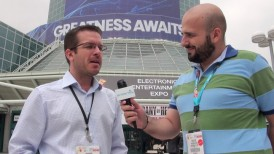 E3 2013, συνέντευξη Ε3 2013, Γιάννης Βασιλάκος, Κωτσόβολος Ε3 2013, συνέντευξη Γιάννης Βασιλάκος