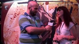 Μαριλένα Παπακώστα, E3 2013 Tecmo Koei, Tecmo Koei, Marilena Papakosta, Marilena Papacosta, Ε3 2013 συνέντευξη