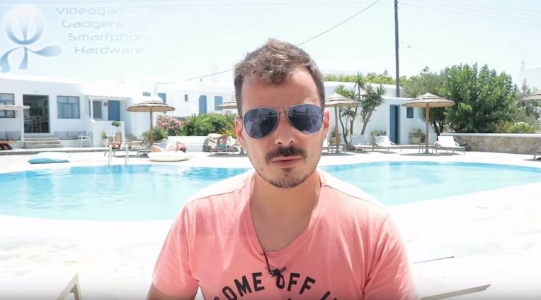 Εβδομαδιαίο Vlog 22: Προτάσεις για Steam sales από Μύκονο