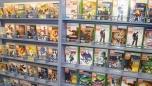 Φθηνά video games, αγορά, καταστήματα