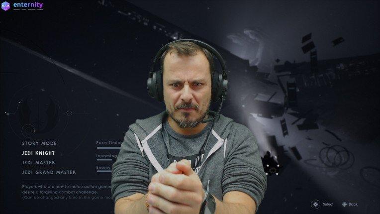 Lets play Star Wars Jedi Fallen Order : Το πρώτο 30λεπτο.