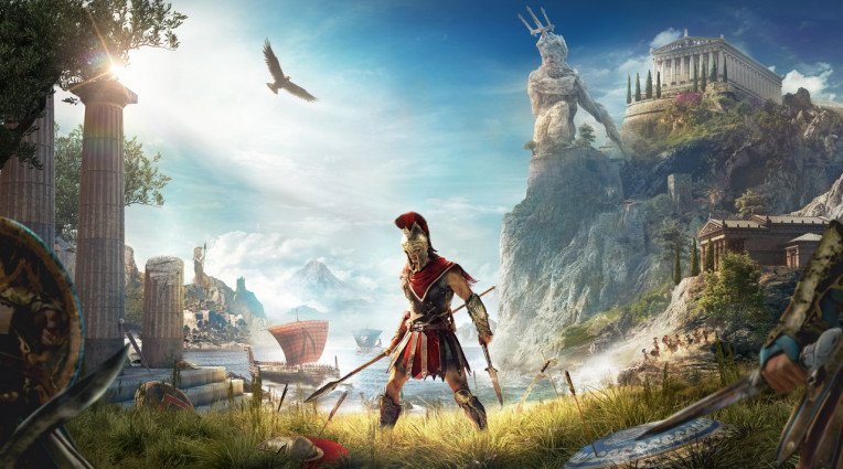 E3 2018 Assassin's Creed Odyssey Hands On Preview