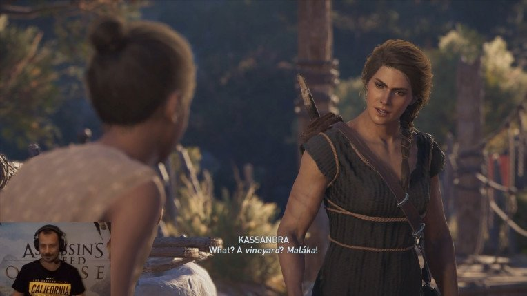 Παίζουμε Assassin's Creed Odyssey