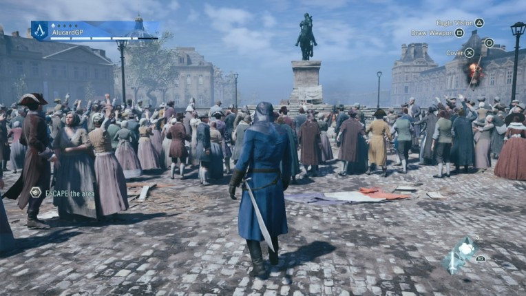 Assassin's Creed Unity Image 02