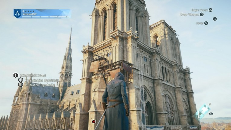 Assassin's Creed Unity Image 04