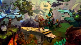 Bastion review, review Bastion, Bastion, Bastion XBLA review, Bastion XBLA