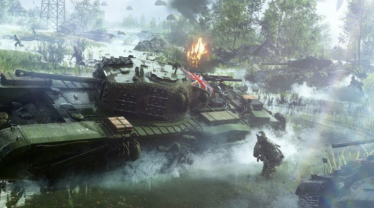 Battlefield V Beta Hands On Preview