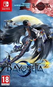 Bayonetta 1&2 Nintendo Switch