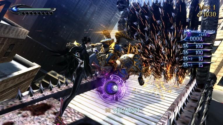Bayonetta 2 Image 01
