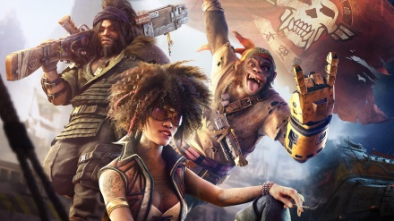 E3 2017,Beyond Good & Evil 2