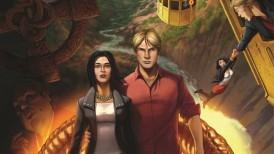 Broken Sword 5, Broken Sword 5 PS4, Broken Sword 5 Xbox One, Broken Sword 5: The Serpent's Curse