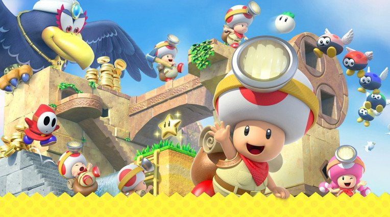 Captain Toad Treasure Tracker Nintendo 3DS Review