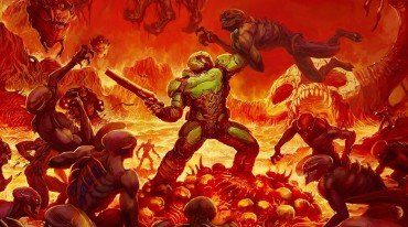 Motion controls για το Doom στο Nintendo Switch