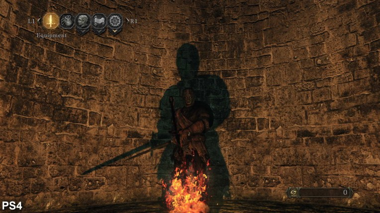 Dark Souls 2 Digital Foundry PS4 Vs PC Image 1