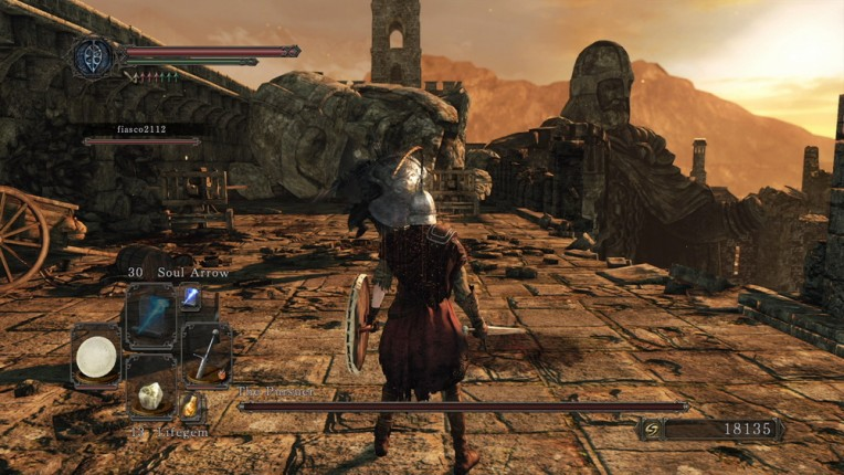 Dark Souls 2: Scholar of the First Sin Image 01