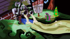 PlayStation Expence, Day of the Tentacle PS4, Day of the Tentacle PS Vita, Day of the Tentacle Special Edition PS4, Day of the Tentacle Special Edition PS Vita, Day of the Tentacle Remaster, Day of the Tentacle Remastered