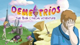 Demetrios, Demetrios: The BIG Cynical Adventure, Demetrios The BIG Cynical Adventure, Demetrios Adventure, Demetrios game, Demetrios videogame