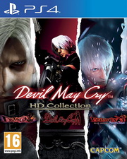 Devil May Cry HD Collection New Gen