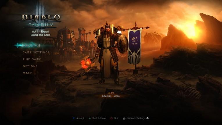 Diablo III: Reaper of Souls Ultimate Evil Edition Image 01
