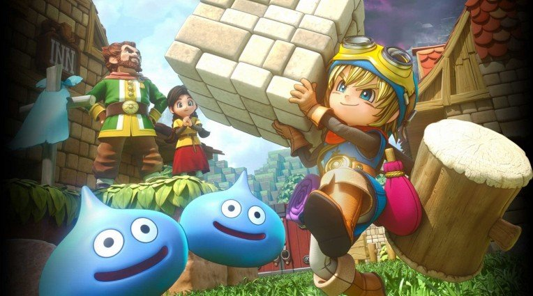 Dragon Quest Builders Nintendo Switch Review