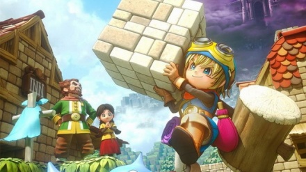 Dragon Quest Minecraft, Minecraft, Dragon Quest builders, Dragon Quest Builders game, Dragon Quest Builders video game