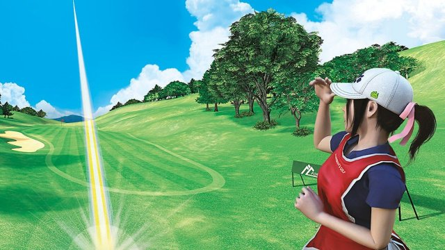 Everybody's Golf VR Review