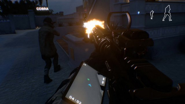 Firewall: Zero Hour Hands-on Preview