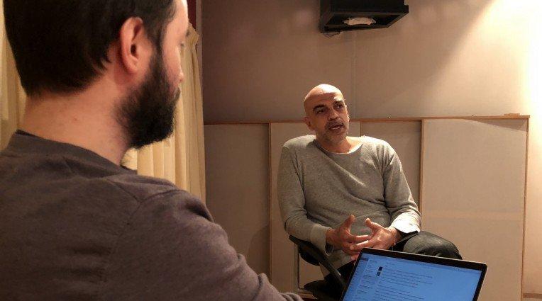 Δημήτρης Χαβρές, η ελληνική φωνή του Kratos στο God of War