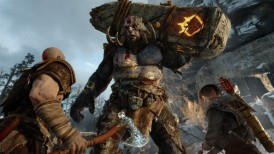 God of War, God of War E3 2016, God of War PS4, God of War multiplayer, Sony God of War E3, Sony God of War E3 2016