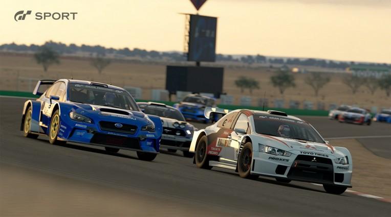 Gran Turismo Sport Beta Preview