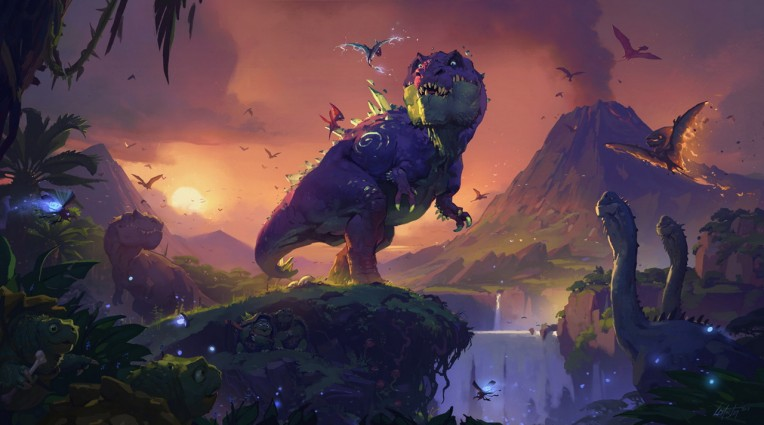 Hearthstone: Journey To Un'Goro Review