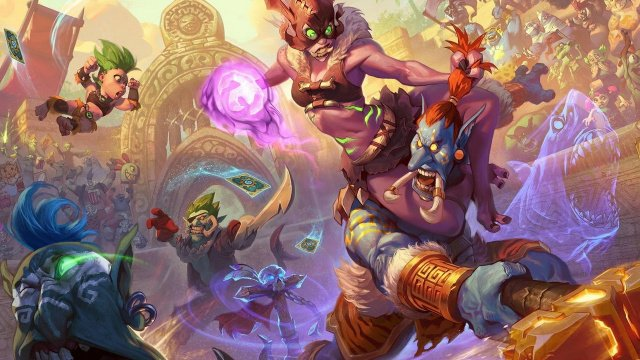 Hearthstone: Rastakhan's Rumble Review