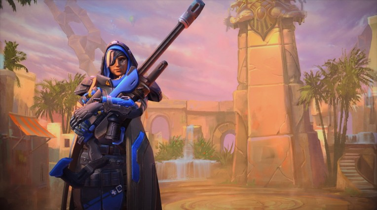 Heroes of the Storm: Ana Review