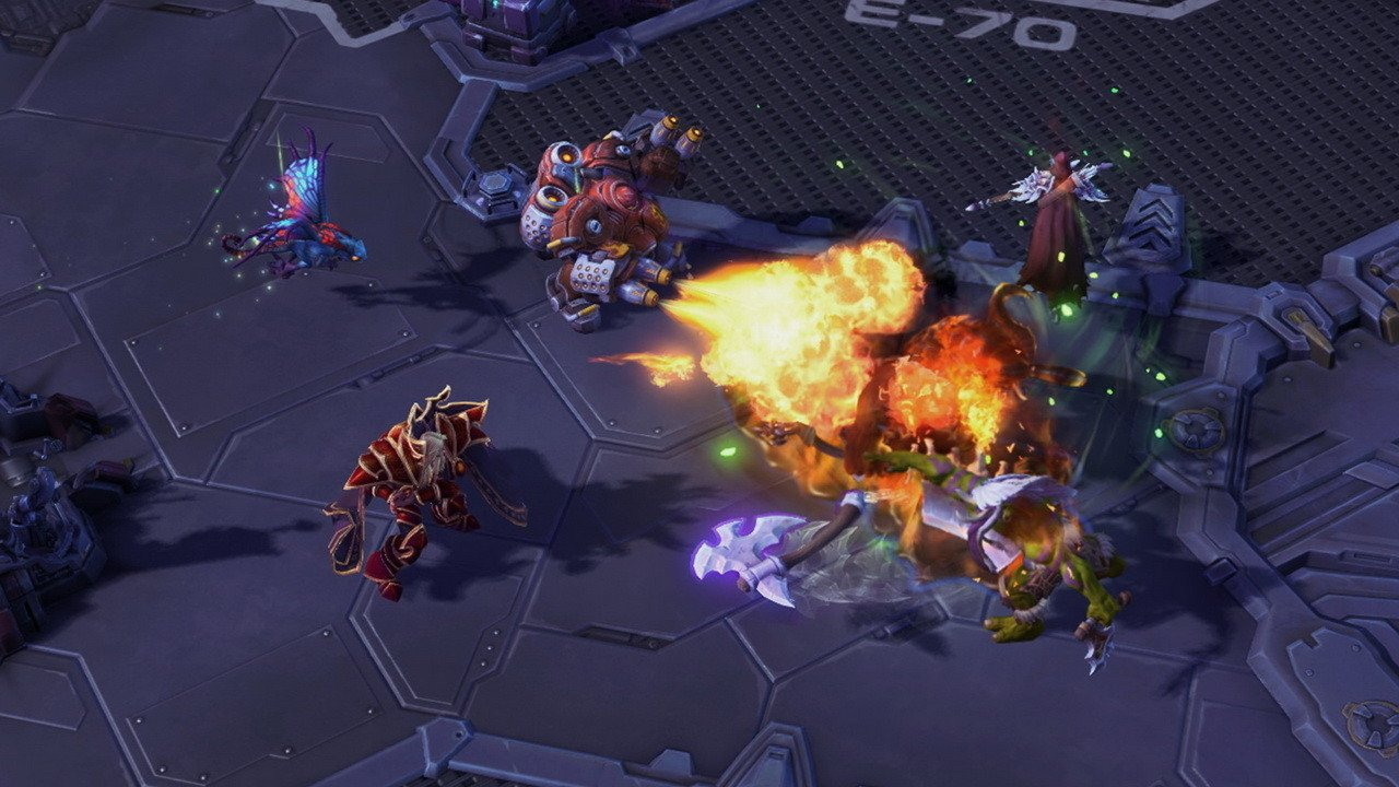 Heroes of the Storm: Blaze Review - Σελίδα 2 - Enternity gr