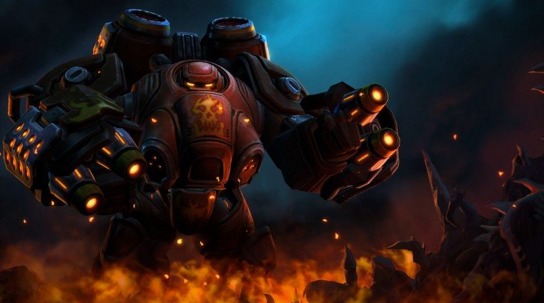 Heroes of the Storm: Blaze Review
