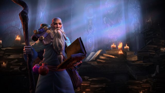 Heroes of the Storm: Deckard Cain Review