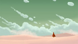 Journey, The Journey, thatgamecompany, PS3, game, download, review