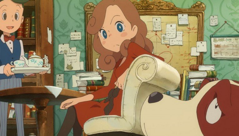 Layton's Mystery Journey: Katrielle & the Millionaires' Conspiracy Review