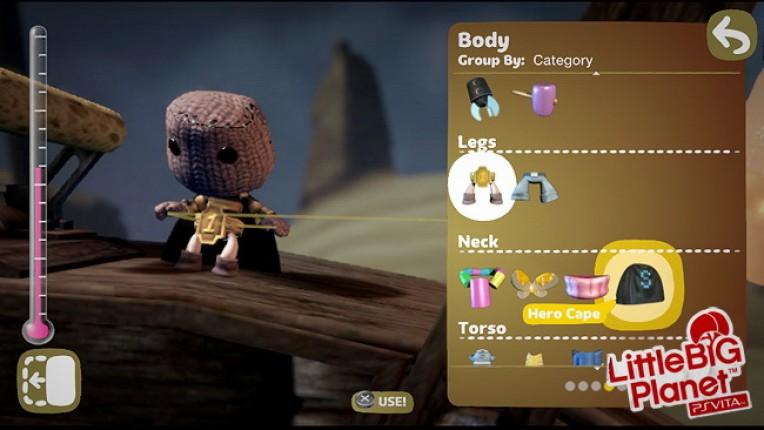 LittleBigPlanet PS Vita Image 01