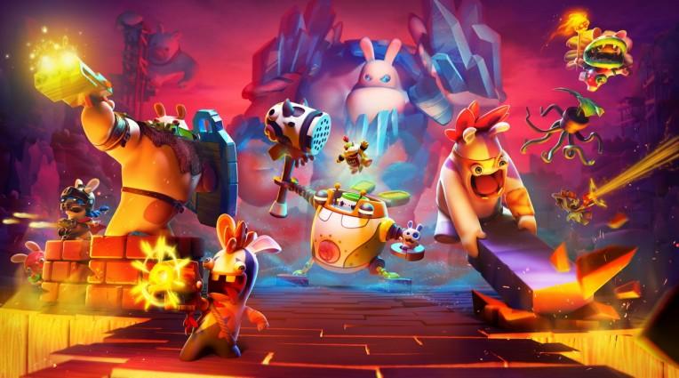 Mario + Rabbids Kingdom Battle Hands On Preview