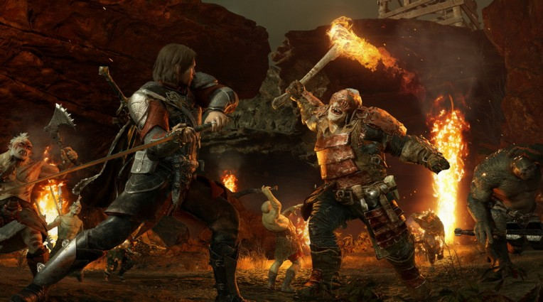 GC 2017 Middle-earth: Shadow Of War Hands-on Preview
