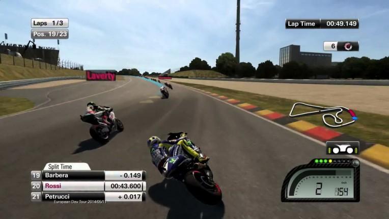 MotoGP 14 Image 02