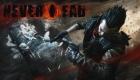 NeverDead, Konami, Rebellion, Bryce Boltzmann, hack 'n' slash, game, video review