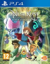 Ni no Kuni: Wrath of The Wild Witch Remastered