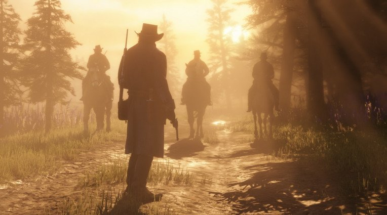 Red Dead Redemption 2 Hands On Preview