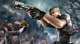 Resident Evil 4 HD review, Resident Evil 4 review, RE4 HD review, RE4, RE4 HD