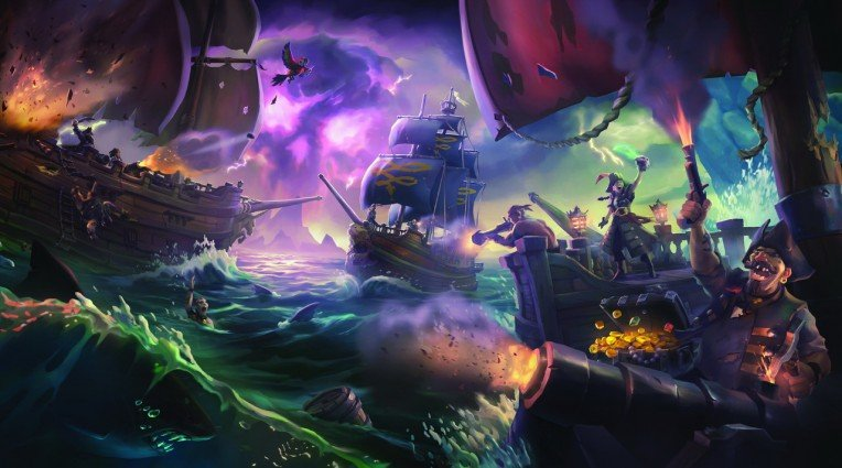 Sea Of Thieves Closed Beta Hands-on Preview