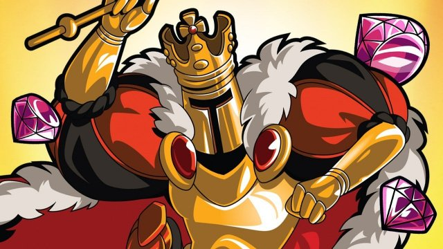Shovel Knight: King of Cards Preview