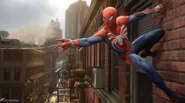 Spider-Man Preview @ E3 2017