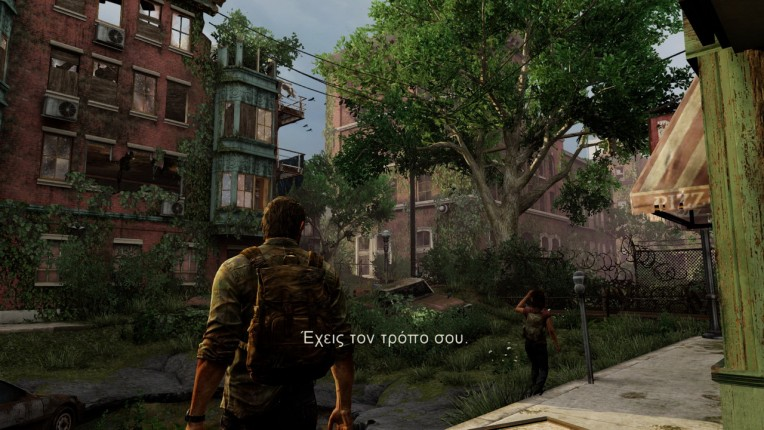 The Last of Us Remastered Image 02